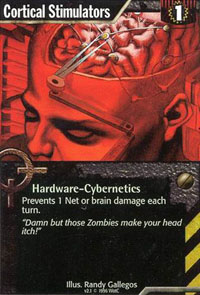 Netrunner Cortical Stimulators