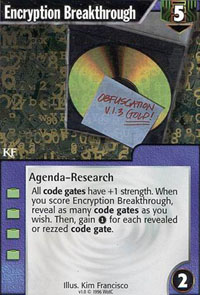 Netrunner Encryption Breakthrough
