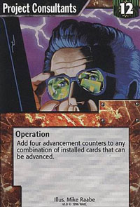 Netrunner Project Consultants