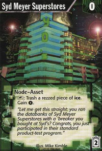 Netrunner Syd Meyer Superstores